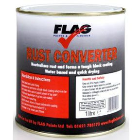 Flag Rust Converter 1 Litre
