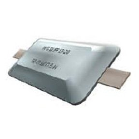 MD20LP 2.0kg low profile Magnesium Weld On Hull Anode