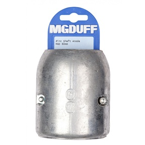 MGD60mm To Suit 60mm Diameter Zinc Shaft Anode With Insert