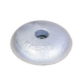 MME08AB 1.15kg Bolt On Aluminium Trim Tab / Rudder / Skeg Anode