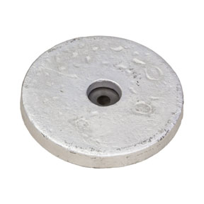 MME28AB 2.9kg Bolt On Aluminium Hull Anode