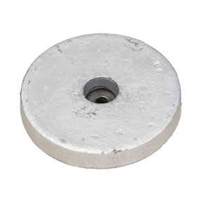 MME37AB 3.8kg Bolt On Aluminium Hull Anode