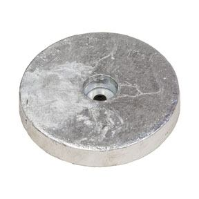 MME89ZB 9.0kg Zinc Hull Anode