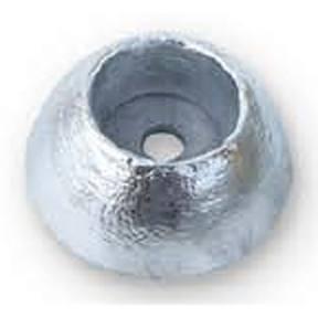 ZD51 Zinc Disc Anode 0.45kg 70mm Diameter