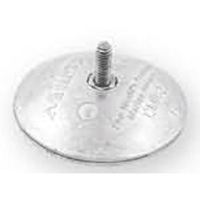 ZD52 Zinc Disc Anode (Pair) With Bolt 47mm Diameter