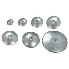 00103PAL: 110mm Disc Rudder Anode