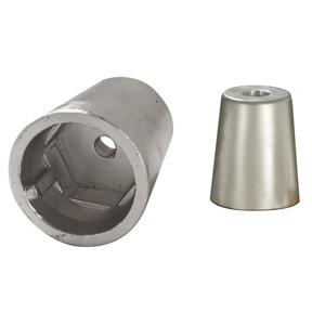 00400E: Series Radice Hexagonal Propeller Anode