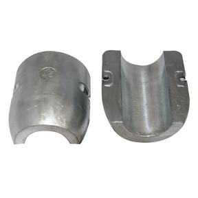 00500UK Series MGD UK Shaft Anode