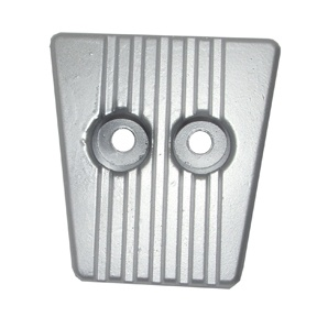 00737: Plate Anode for Volvo SX-A/APS-A Series