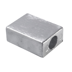 00910: Small Block Anode for Johnson 160-280 HP (V4-V6) Evinrude