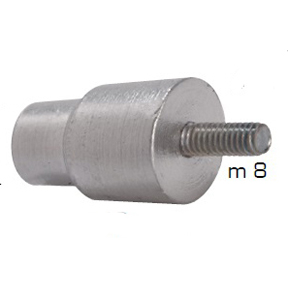 01300: Pencil Anode for Yanmar 8-10 HP Diameter 21mm x Length 40mm