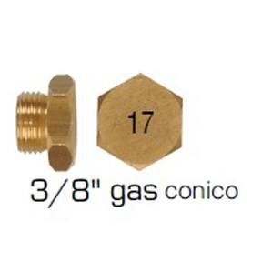 "01318TP: Plug for Yanmar 3/8"" BSPT"