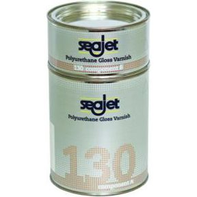 Seajet 130 Polyurethane Gloss Varnish