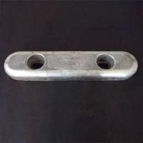 AL72bmuk 2.6kg Aluminium Bolt On Hull Anode