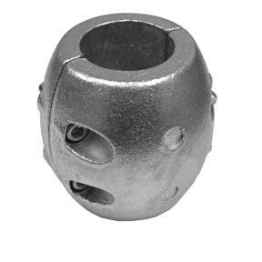 C1250AA 1 1/4 inch (Large) Streamlined Shaft Anode (2-60507A)