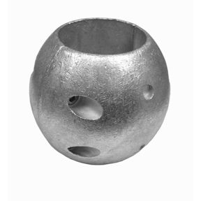 C2500A 2 1/2 inch Streamlined Shaft Anode (2-60518A)