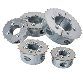 SLC Zinc Anode Rope Cutter Group