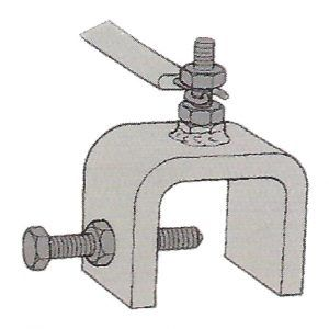 end clamp