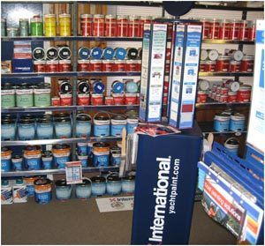International Paints Range