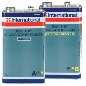 Clear Wood Sealer
