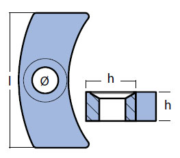 PLAC2 Technical drawing