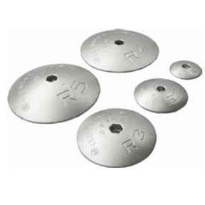 R5: 127mm Disc Rudder Anode (pair)