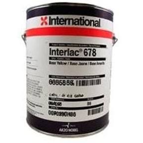 Interlac 678 varnish