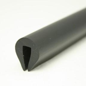 PVC 40 black photo angle