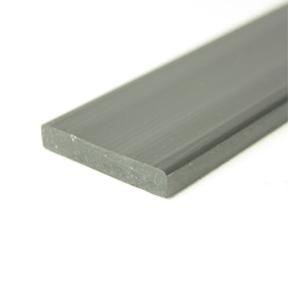 15 x 5mm Rigid PVC Strip angle