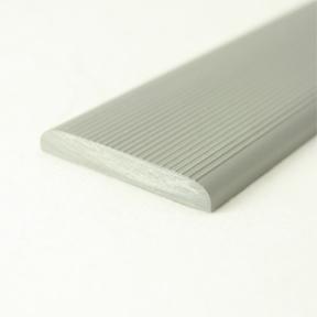 50 x 8mm Rigid PVC Strip angle