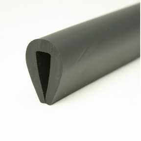 PVC 1/5 photo black angle