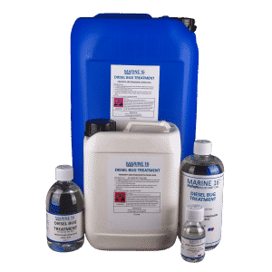 Diesel Bug Treatment Group