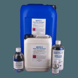 Diesel Bug Treatment Group
