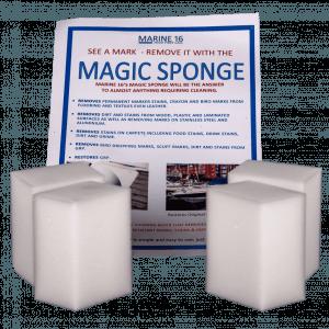 Magic Sponge Contents