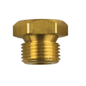 02061tp VM Brass Plug