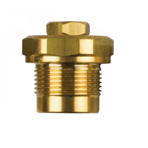 02082tp Isotta Fraschini Brass Plugs