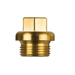 02900tp Weber motor - Textron Brass Plug