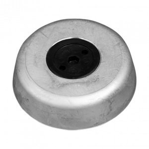 00154AL 120mm Disc Transom/Stern Anode