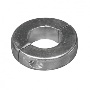 00550L range Slim Collar Anode clamped