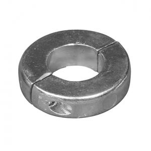 00550L range Slim Collar Anode clamped