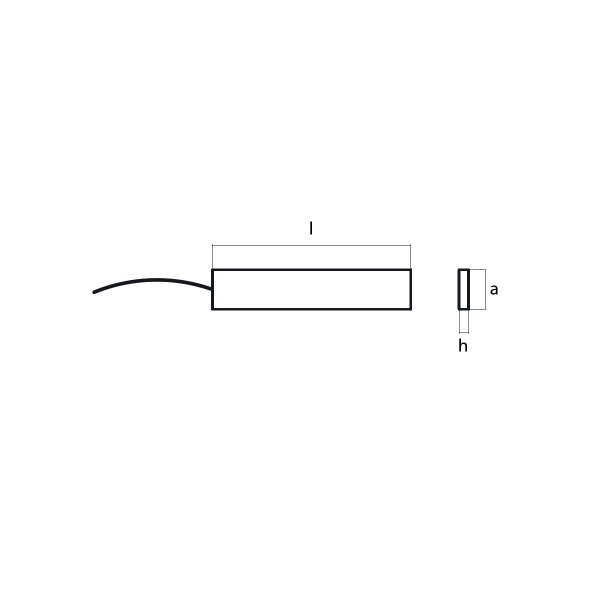 00633 0.9kg Hanging Anode technical specification