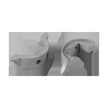 01552: Split Saildrive Collar Anode for Lombardini separate halves
