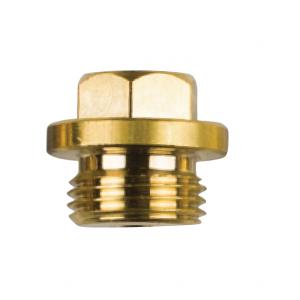 02201TP Brass Plug for Scania