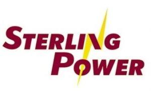 sterling power logo