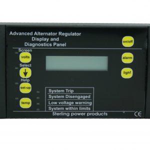 Advanced Digital Alternator Regulator Pro reg D + DW PDAR-PDARW Remote Control only