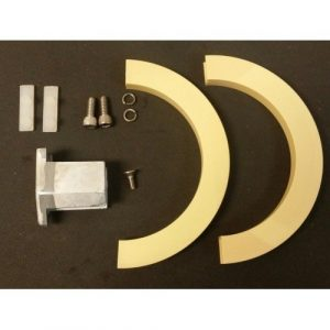 Service kit (comprising bearings, anode, sound plugs & stationary fastenings)
