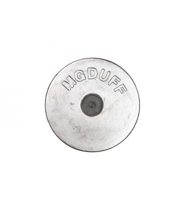 AD35 Aluminium Disc Anode 1.2kg 160mm Diameter