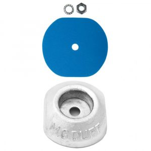 AD56KIT Aluminium Disc Anode 0.4kg 100mm x 80mm
