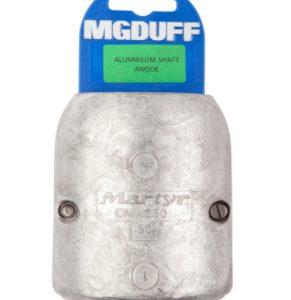 MGDA60MM To Suit Diameter 60mm Aluminium Shaft Anode with Insert
