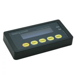 Altenator To Battery Chargers Remote Control